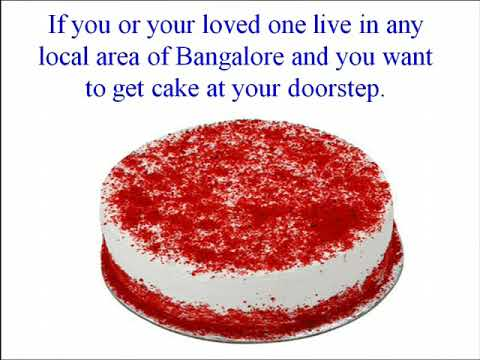 Get Luscious Cake with best quality at your Doorstep