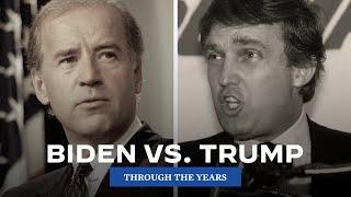 Joe Biden VS Donald Trump Through The Years | Joe Biden For President 2020