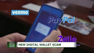 New digital wallet scam