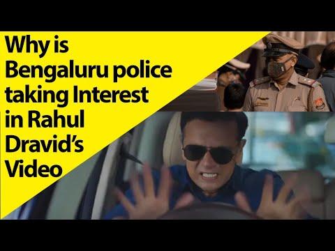 Mumbai Police uses Rahul Dravid's viral ad to share message on masks