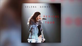 Selena Gomez - The Heart Wants What It Wants (Interlude) Revival Tour Studio Version