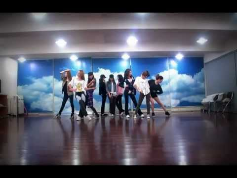 120320 SNSD ~ The Boys (Dance Practice)