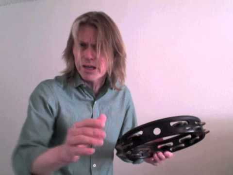 Grover Studio Pro Tambourine - Mark Shelton Review