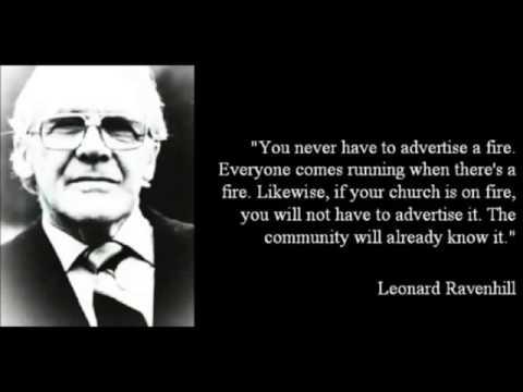 Leonard Ravenhill Full Sermon Becoming Mature in God