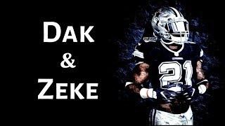 Dak Prescott & Ezekiel Elliot - Stars ᴴᴰ