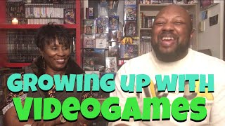 Growing up with videos games
