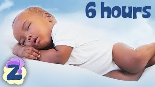 Instrumental Relaxing Music & Lullabies for Babies 🍼6 Hours Non Stop💤Bedtime Music by Zouzounia TV