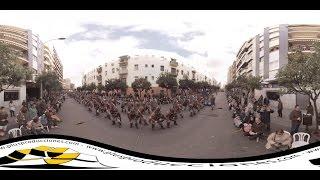 Comparsa Caribe 2016 Vídeo 360 (Rec Army producciones)
