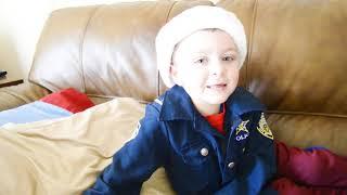 The Grinch Showdown! Kids Save Christmas!