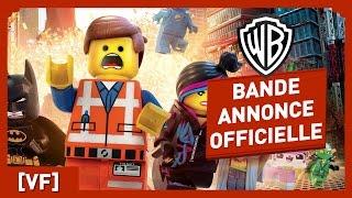 La Grande Aventure LEGO - Bande Annonce Officielle (VF) - TAL et Arnaud Ducret