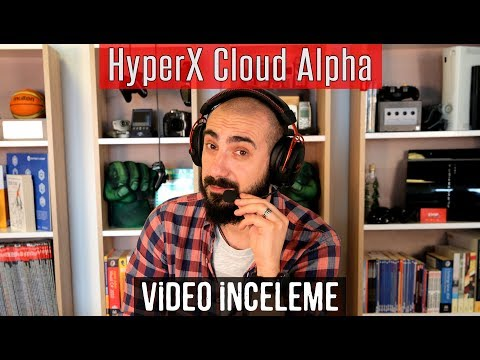 video HyperX Cloud Alpha