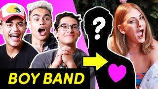 I Let A Boy Band Choose My Boyfriend Feat. PRETTYMUCH