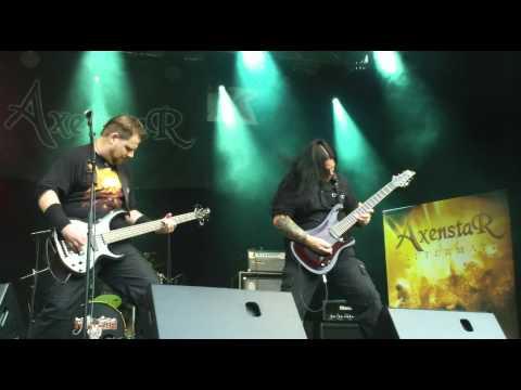 Axenstar - Aftermath - Live Sandviken 2011-07-23