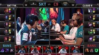 SK Telecom T1 K vs Cloud 9   All-Star 2014 Challenge Group Stage Day 1   SKT vs C9