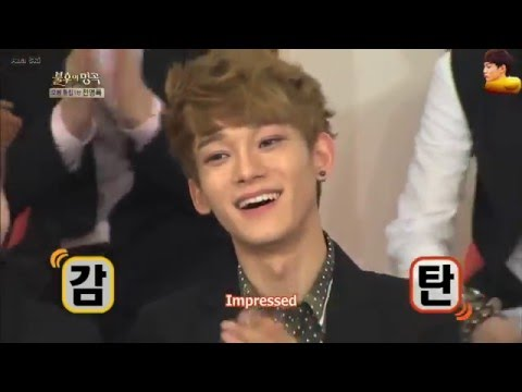 Exo Crack: EXO are Forced to Sing Live (Pt. 1) (TL;DW)