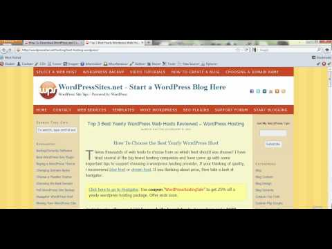 How To Create a Blog - The Fastest Way