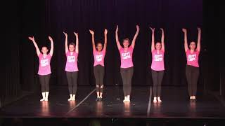 """Jazz Dance Routine: """"Don't Worry Be Happy"""" By Bobby McFerrin"""