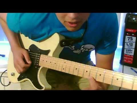Tutorial Estar Contigo En Guitarra (Parte 1, Intro)