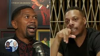 Jalen Rose reacts to Paul Pierce saying he destroyed him | Jalen & Jacoby