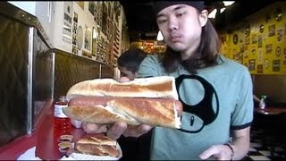 Spike's Hot Dog Eating Record