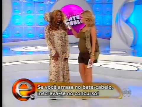 Baixar Bate Cabelo - Programa Eliana - 05/06/2011- Léo Aquilla - Sthephanny Monphettyny  - Hagatta Joy