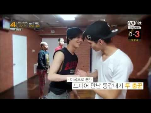 [140819] Taemin 태민 x Ian Eastwood_ 괴도 (Danger) Dance Practice