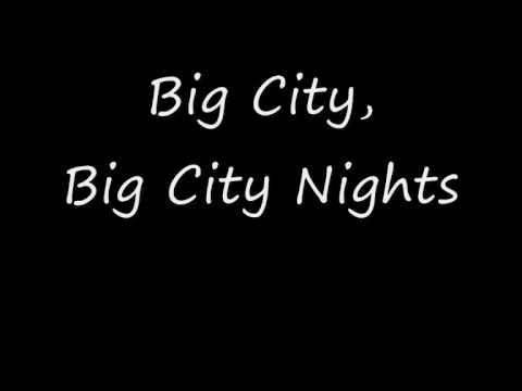 Big City Nights (Album Version)