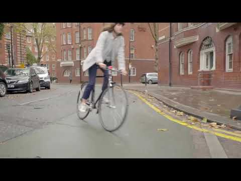 video Beeline Smart Compass Navigation for Bikes