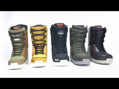Thirtytwo Lashed Snowboard Boots - 2019