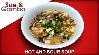 How to Make Hot Sour Soup
