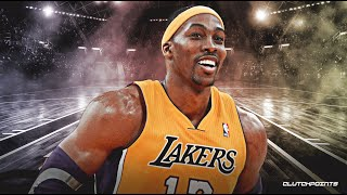 Why the Lakers Chose Dwight Howard Over Joakim Noah