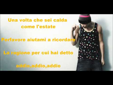 Baixar Austin Mahone - What About Love (traduzione italiana) 2013