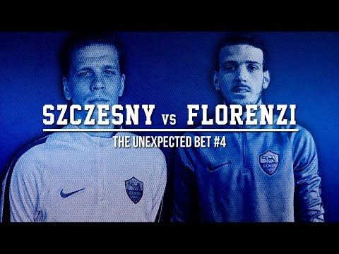 Florenzi lancia il contest The Unexpected Bet