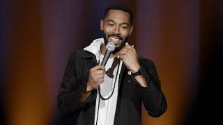 Comedian Tone Bell