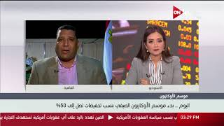استعدادات وزارة التموين لموسم الأوكازيون الصيفي .. ممدوح رمضان ...