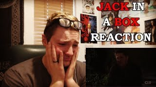 SUPERNATURAL - 14X19 JACK IN A BOX REACTION