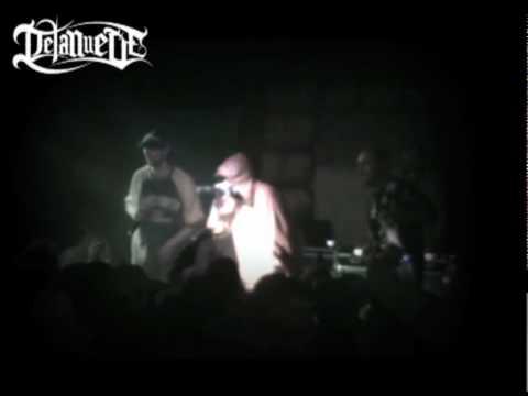 Delanueve - Mal día / En vivo