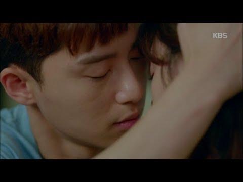 쌈,마이웨이 - 박서준♥김지원 키스 5초 전.20170626