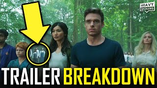 The Eternals Official Trailer Breakdown, Black Panther Wakanda Forever, Shang-Chi Clips & MCU Slate