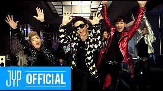"""2PM """"HANDS UP"""" M/V"""