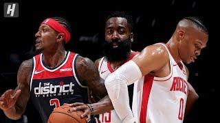 Houston Rockets vs Washington Wizards - Full Game Highlights | October 30, 2019 | 2019-20 NBA Season