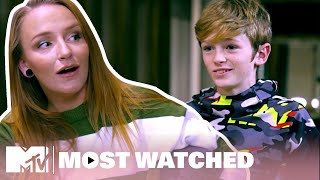 Teen Mom's Top 5 Most Watched Clips (May) | Teen Mom OG