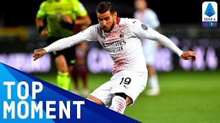 Theo Herdnandez's brace againt Torino! | Torino 0-7 Milan | Top Moment | Serie A TIM