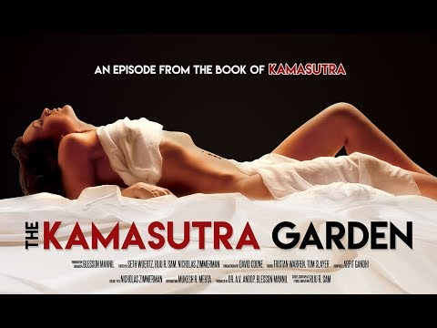Trailer for the feature film ''The Kamasutra Garden''