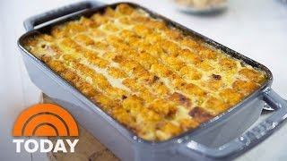 Tater Tot Chicken Pot Pie: Molly Yeh's Delicious Recipe | TODAY
