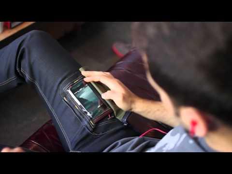 Alphyn DELTA415 Premium Denim Jeans