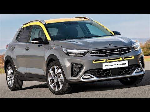 2021 Model Kia Stonic GT-Line S  Teknik ve Özellikleri