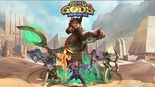 Hand of the Gods - Steam Early Access Trailer