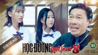 PHIM CẤP 3 - Phần 8 : Tập 03 | Phim Học Sinh Giang Hồ 2018 | Ginô Tống, Kim Chi, Lục Anh