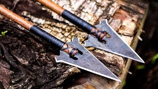 How To Make a Functional Skyrim Inspired Iron Arrow